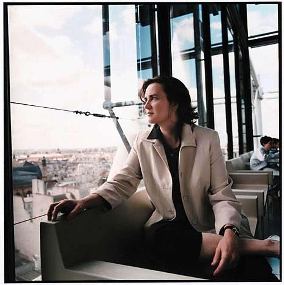 Photo of Patricia Barber. Datebook#Datebook#SundayDateBook#12/05/2004#ALL#Advance##0422486808 Photo: Lucille Reyboz