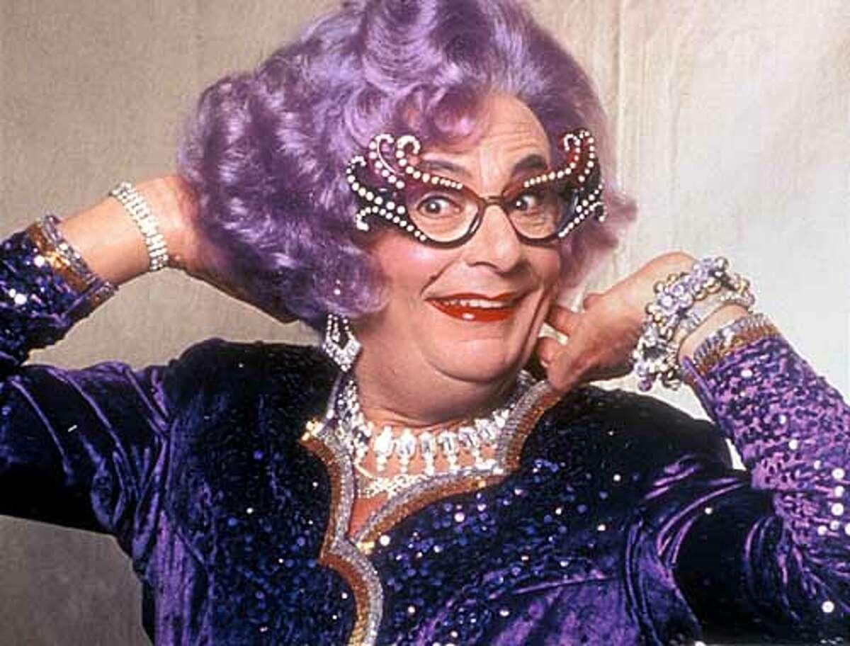 Dame Edna. (HANDOUT PHOTO)
