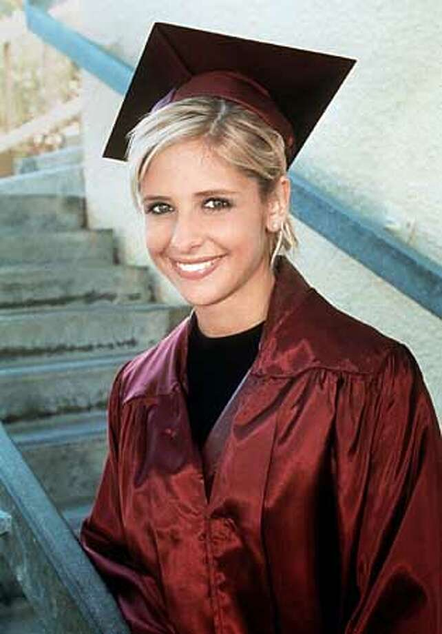"Almost an alumna: There's no replacing Sarah Michelle Gellar as ""Buffy"""