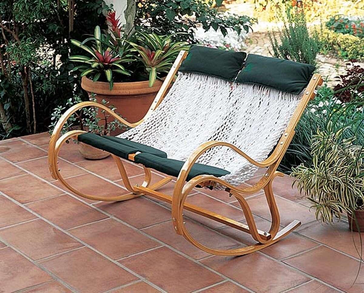 ALSTO_PH1.JPG Porch furniture from Alsto handout/ handout