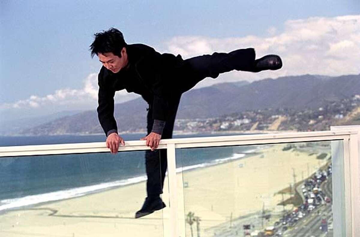 JET LI stars in Warner Bros. Pictures� action thriller