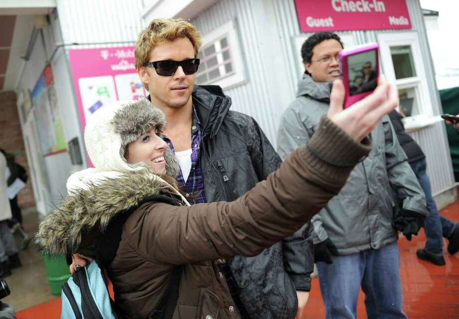 Actor Ryan Kwanten attends day one of the 2012 Sundance Film Festival on January 20, 2012 in Park City, Utah. Photo: Jason Kempin, Getty Images / 2012 Getty Images