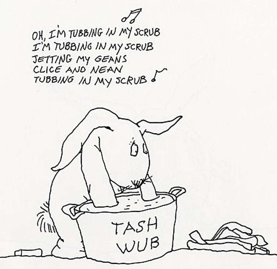 "From ""Runny Babbit"""