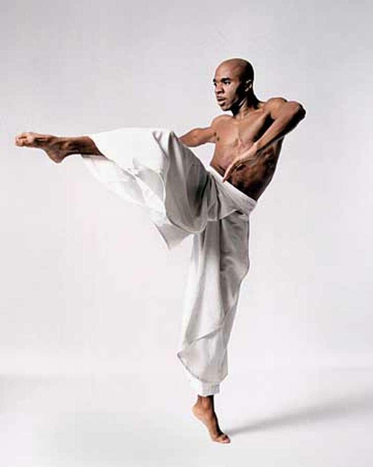Alvin Ailey Brings A Revelation To Zellerbach Sfgate