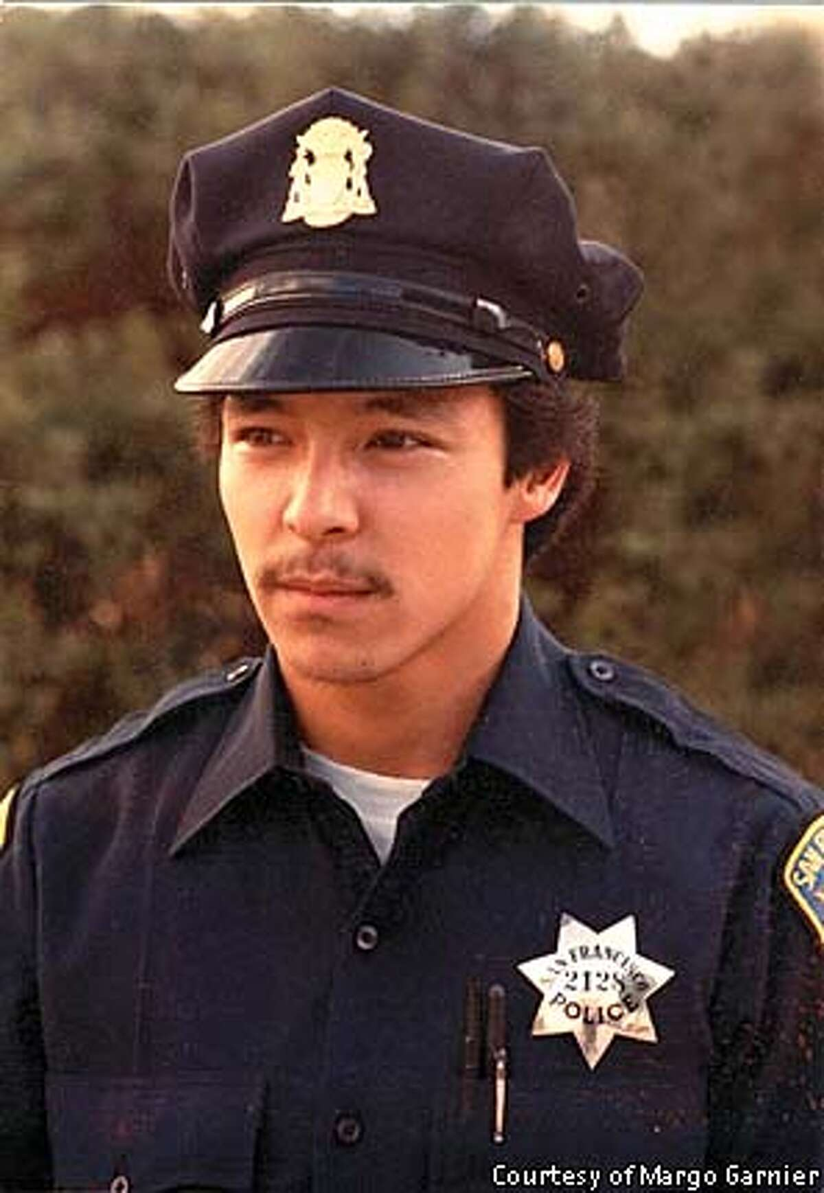 S.F. vice cop Lester Garnier. Photo Courtesy of Margo Garnier