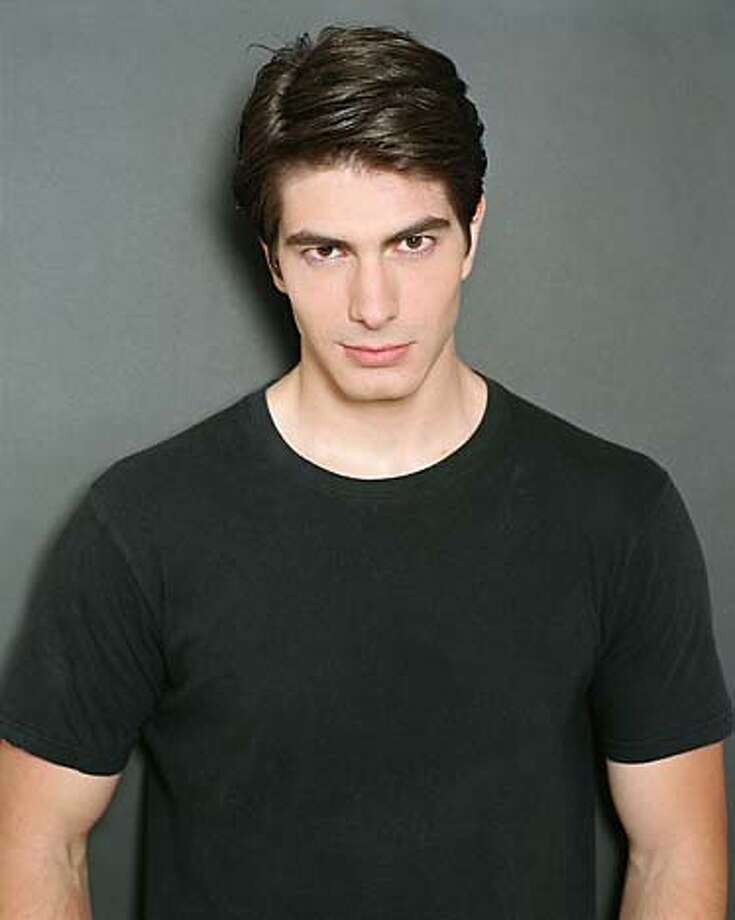 Actor Brandon Routh, a 25-year-old native of Iowa, poses in this undated publicity photo. The little-known actor has been cast as Superman in a big-budget film slated for 2006, Warner Bros. announced Friday, Oct. 22, 2004. (AP Photo/Warner Bros., Nicholas Samartis) UNDATED. Datebook#Datebook#SundayDateBook#11-21-2004#ALL#Advance##0422426911 Photo: NICHOLAS SAMARTIS