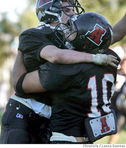 Ccs Playoffs Aragon Survives Fumble Recovery Near Goal