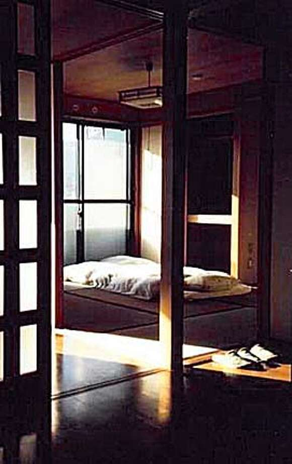 Japanese Bedroom Photo: Charles Smith