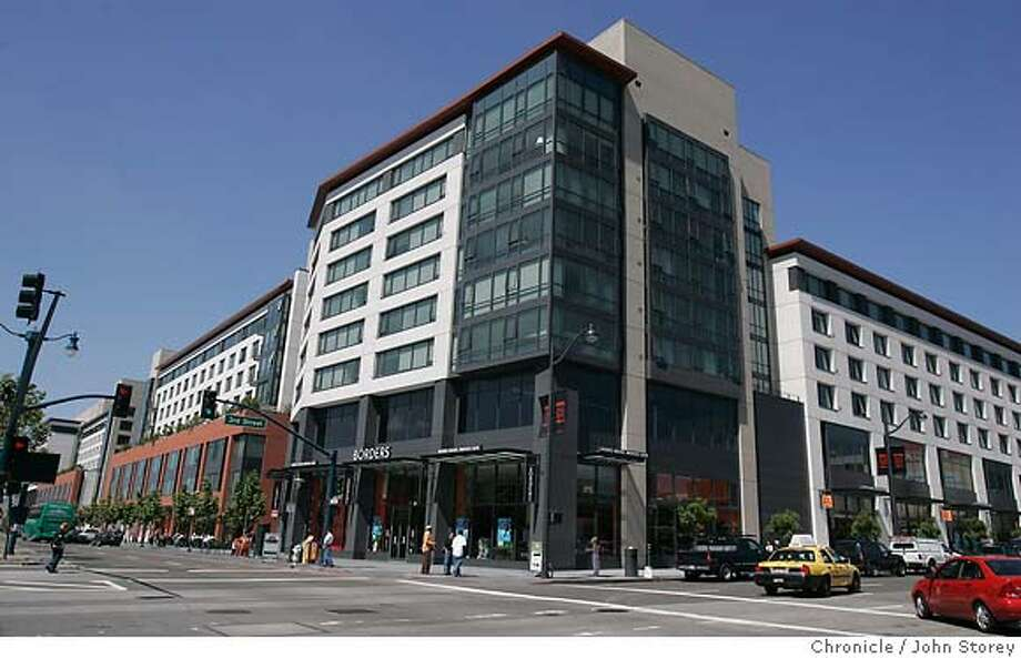Stemhome12_jrs_0008.jpg  The new headquarters for Stem Cell research at 3rd and King Streets in San Francisco.  John Storey San Francisco Event on 5/11/05 MANDATORY CREDIT FOR PHOTOG AND SF CHRONICLE/ -MAGS OUT Photo: John Storey