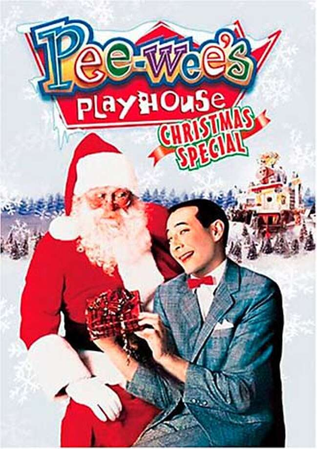 """Hi, for dvds21, need the following dvd cover image for """"Pee-wee's Playhouse Christmas Special."""" please cap it . Thanks. Datebook#Datebook#SundayDateBook#11-21-2004#ALL#Advance##0422451731"""