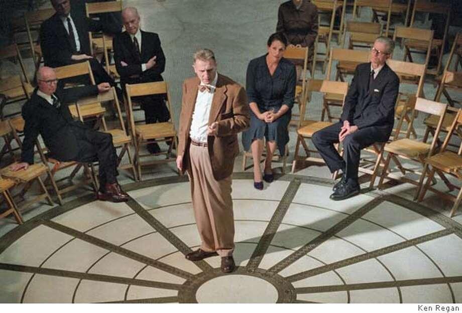 Liam Neeson in KINSEY Ken Regan / FOX Searchlight Datebook#Datebook#Chronicle#11/19/2004#ALL#Advance##0422471728 Photo: Ken Regan