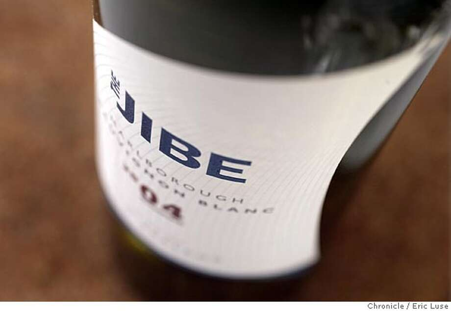 050505_bargain12_el0010.JPG  2002 The Jibe Marlborough Sauvignon Blanc  Event on 5/5/05 in San Francisco. Eric Luse / The Chronicle Photo: Eric Luse