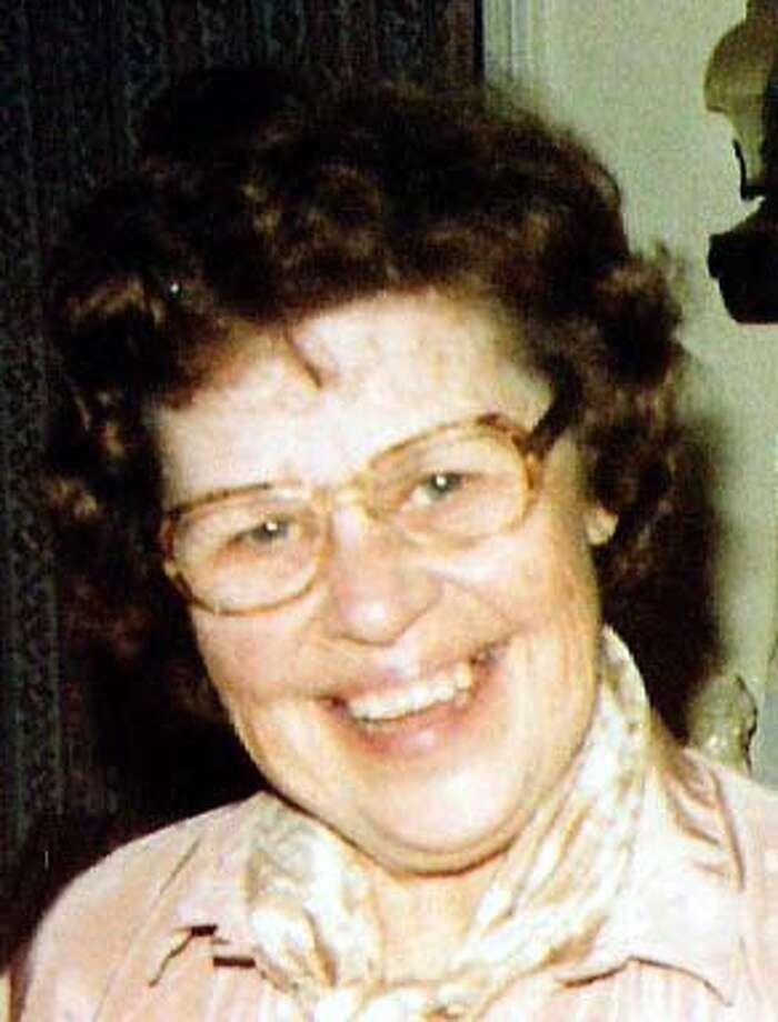 Obituary photo of Marjorie Bouton. Ran on: 05-11-2005  Marjorie Bouton