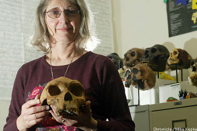 Eugenie Scott: Berkeley Anthropologist and Director of the NCSE