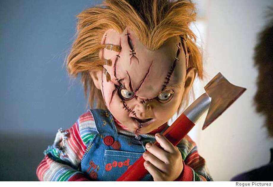 Seed Of Chucky A Kernel That Never Should Have Been Planted Sfgate