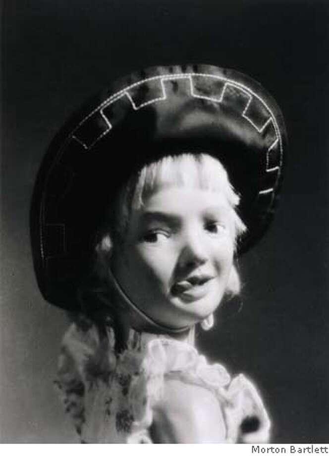 """GALS13B.JPG """"Untitled""""�  photograph by Morton Bartlett, 1936-1963� HANDOUT Datebook#Datebook#Chronicle#11/13/2004#ALL#5star##0422462700"""