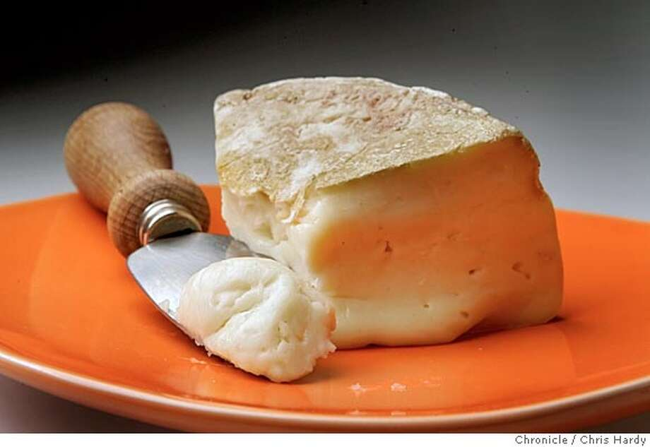 queso de la Serena, Spanish sheep's milk cheese  in San Francisco  4/21/05 Chris Hardy / San Francisco Chronicle Photo: Chris Hardy