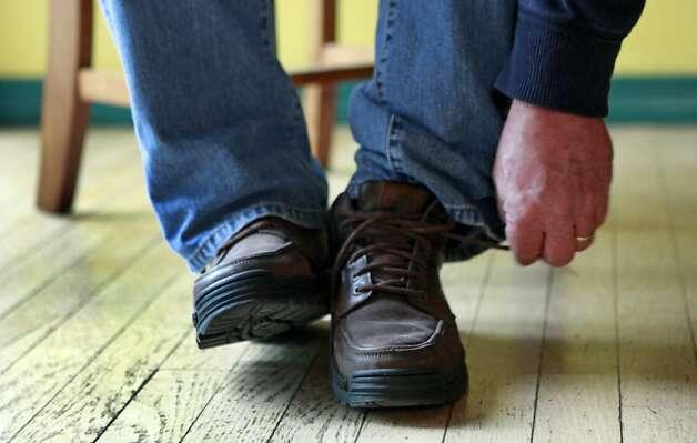 how to get a stroke patient of the floor