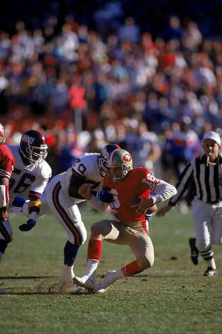 6. Giants 15, 49ers 13, NFC Championship Game, Jan. 20, 1991