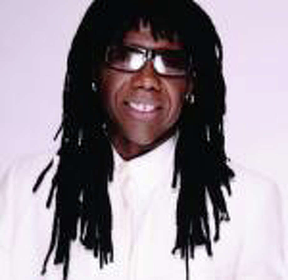 "Pop/disco music icon, Nile Rodgers, will promote his new memoir, ""Le Freak: An Upside Down Story of Family, Disco and Destiny,"" on Jan. 30 at the Westport Public Library. Photo: Contributed Photo / Westport News contributed"