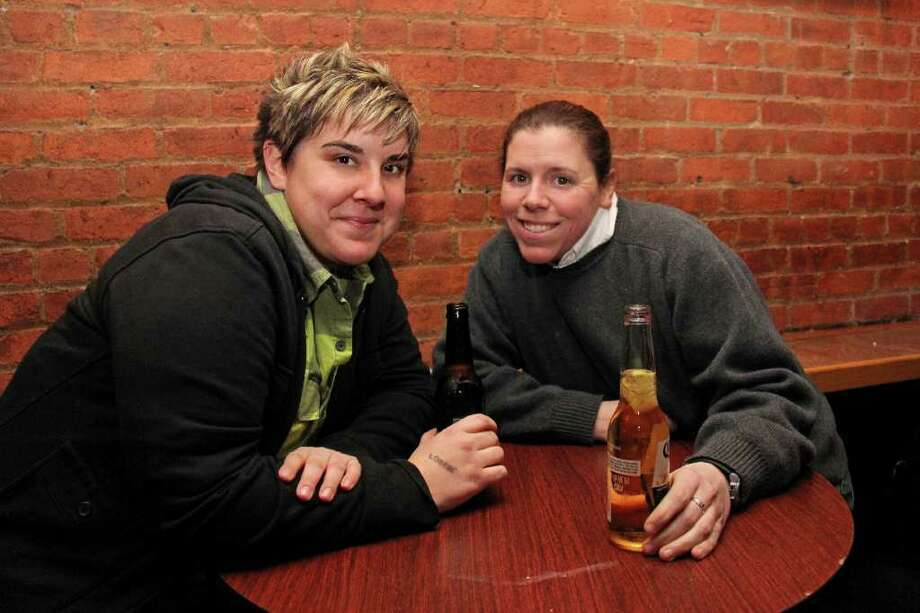 Were You Seen at Waterworks in Albany for the Warren Belcher Memorial Fund Benefit on Saturday, January 21, 2012? Photo: Brian Tromans