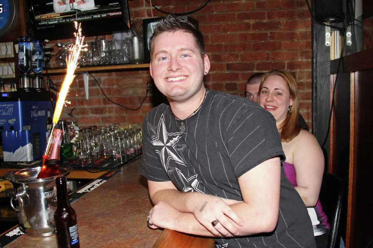 Were You Seen at Waterworks in Albany for the Warren Belcher Memorial Fund Benefit on Saturday, January 21, 2012?