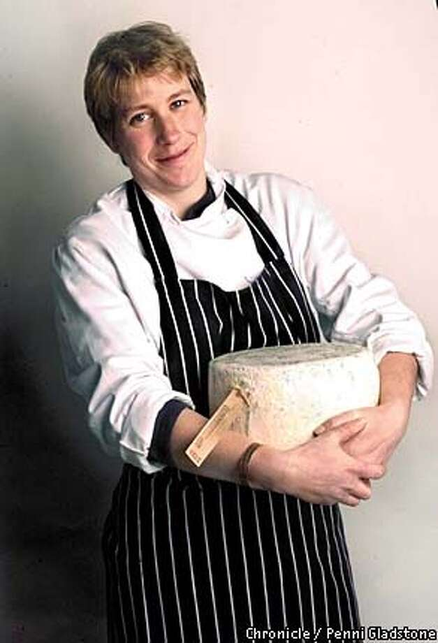 Cowgirl Creamery's Kate Arding