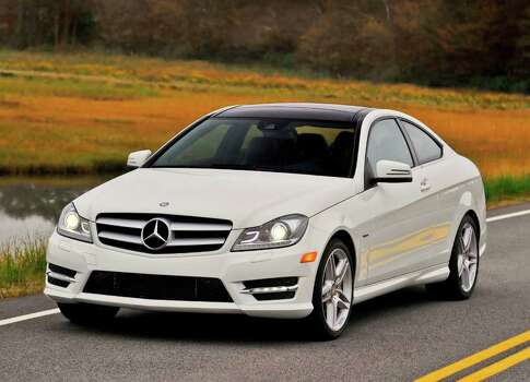 Mercedes Benz C-Class (C300, C350 and C63 AMG)Model year being recalled: 2008-2011Number of vehicles being recalled: 284,000Reason for recall: Corrosion on a connector can cause the tail, brake or rear turn signal lights to dim or fail Photo: Mercedes-Benz / Copyright 2011