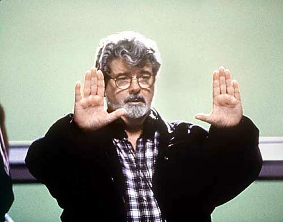 Filmmaker George Lucas is combining his Marin media companies into a united force.