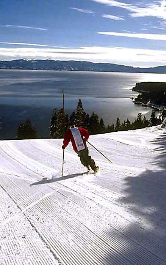 Homewood Ski Resort Travel#Travel#Chronicle#11/7/2004#ALL#Advance##0422407569 Photo: Handout