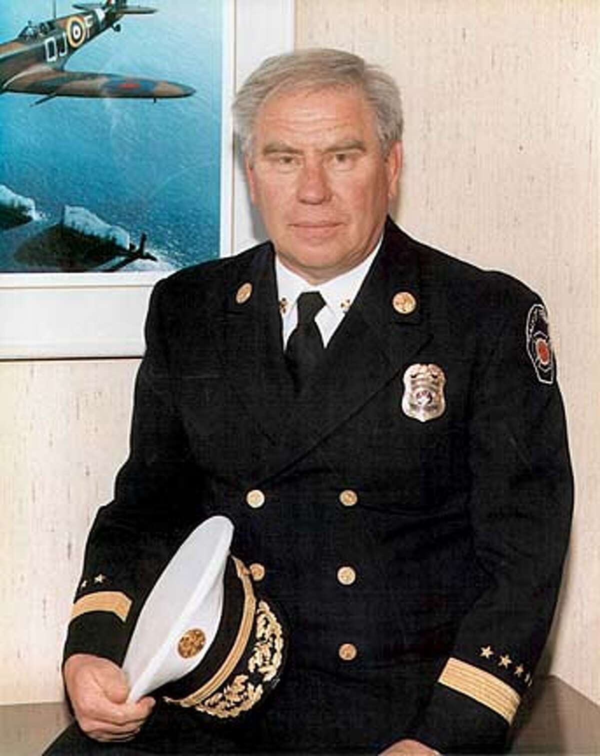 Michael Orloff was credited with modernizing Daly City's aging firehouses.