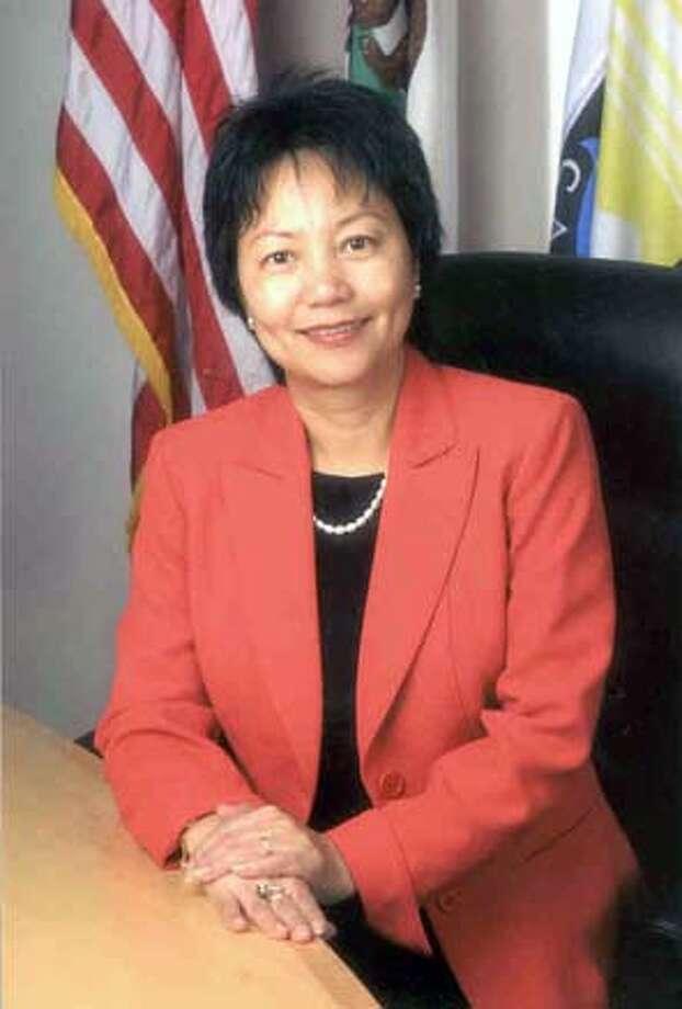 Photo of Alice Lai-Bitker, Alameda County Supervisor.