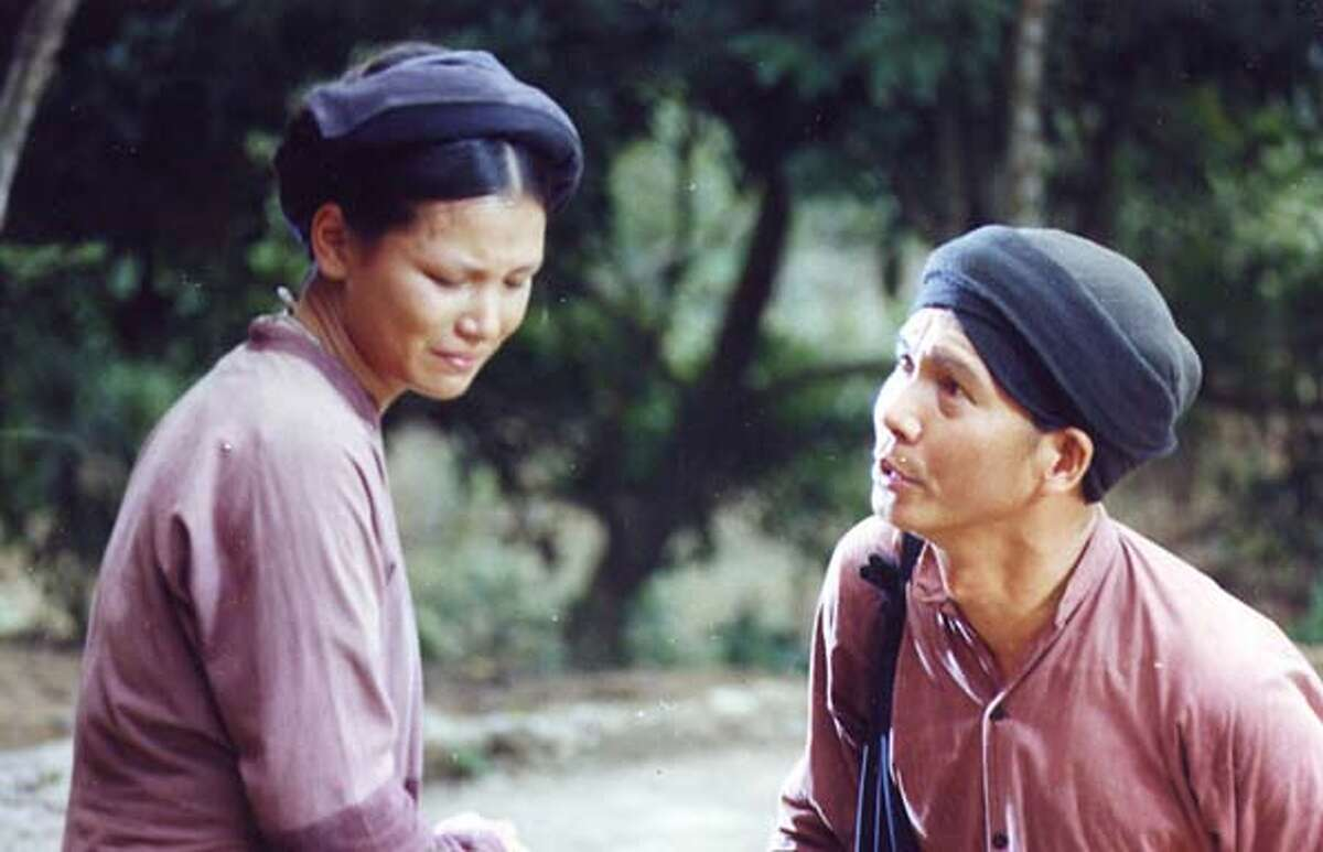 DUONG30 Don Duong in the movie ME THAO, ONCE UPON A TIME handout