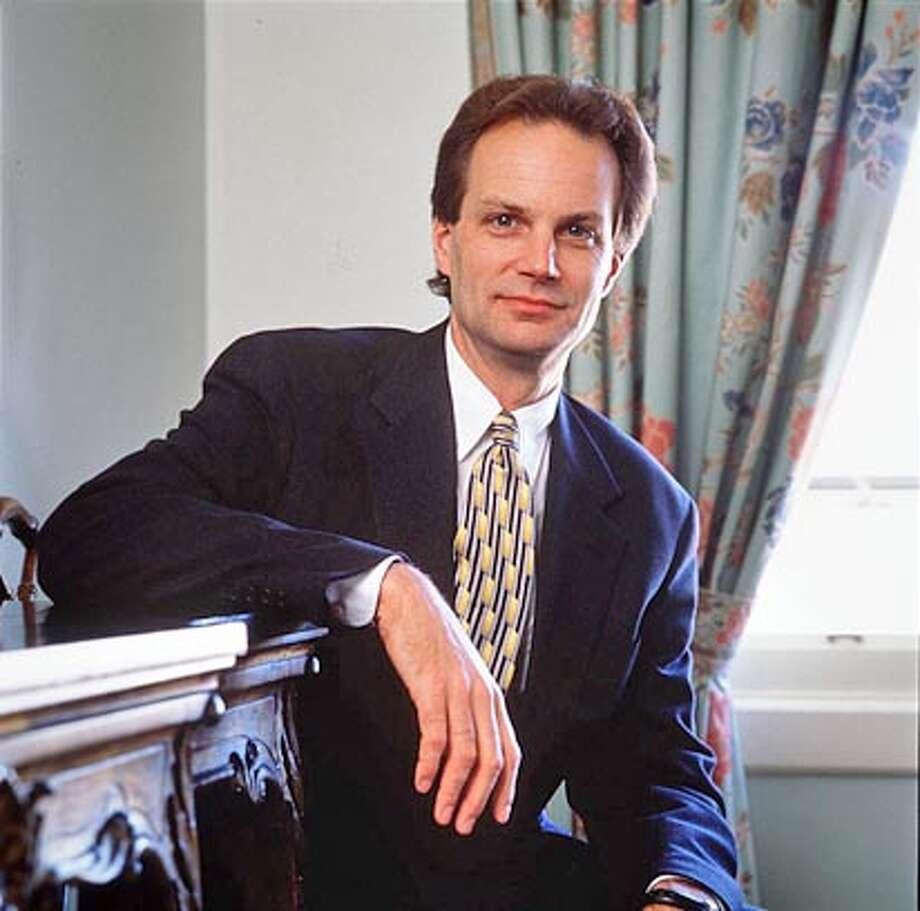 SYMPH09/C/03DEC98/DD/HO--Brent Assink, executive director of San Francisco Symphony. HANDOUT  ALSO RAN 10/23/02 CAT Datebook#Datebook#Chronicle#11/03/2004##Advance##421998517 Photo: HANDOUT
