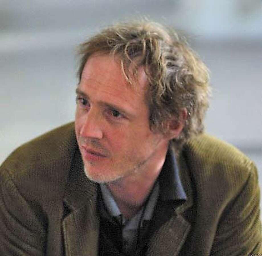 Filmmaker Arnaud Desplechin