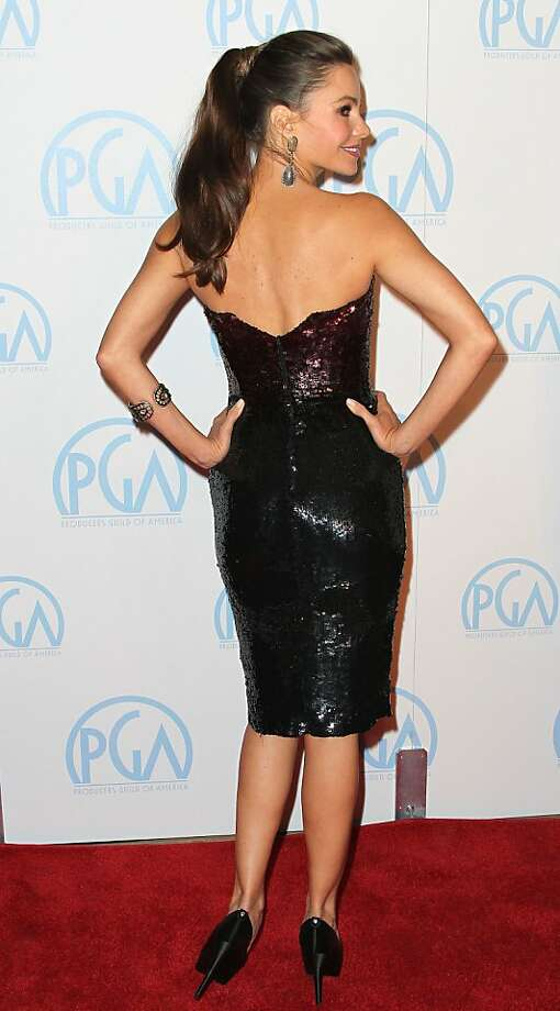 BEVERLY HILLS, CA - JANUARY 21:  Actress Sofia Vergara attends the 23rd Annual Producers Guild Awards at The Beverly Hilton Hotel on January 21, 2012 in Beverly Hills, California.  (Photo by Frederick M. Brown/Getty Images) Photo: Frederick M. Brown, Getty Images