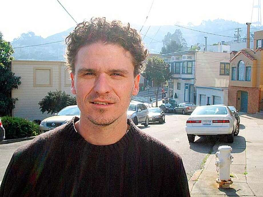 Dave Eggers. / The Chronicle