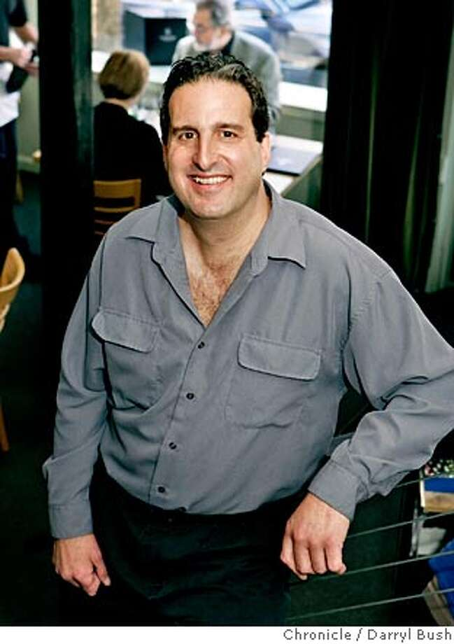 cooksnightout24_001_db.jpg  Chef Steve Scarabosio visits Chenery Park Restaurant.  Event on 4/15/05 in San Francisco.  Darryl Bush / The Chronicle MANDATORY CREDIT FOR PHOTOG AND SF CHRONICLE/ -MAGS OUT Photo: Darryl Bush