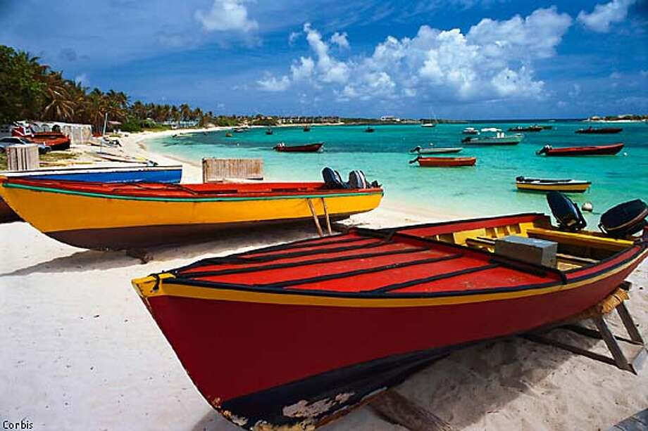 Jamaica's iconic beaches will be easier to reach from the West Coast. Photo courtesy of Corbis