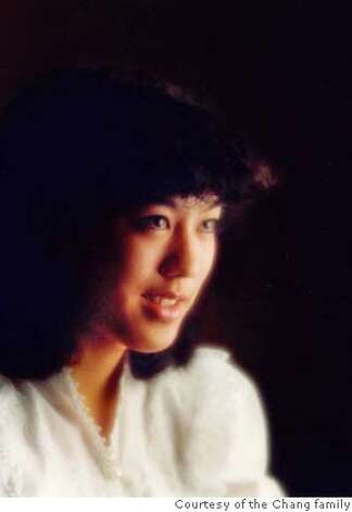 iris changs senior picture from university high  in champaign- urbana- 1985 courtesy mr and mrs chang