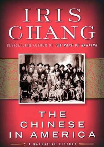 THIS IS A HANDOUT IMAGE. PLEASE VERIFY RIGHTS. CHANG2-C-29APR03-DD-HO.jpg  In 1997, Iris Chang�s The Rape of Nanking was published to great critical acclaim and quickly became a national bestseller. Now, in THE CHINESE IN AMERICA: A Narrative History (Viking; On-sale Date: April 28, 2003) Chang explores the history of one of this country�s fastest growing ethnic groups. HANDOUT PHOTO/VERIFY RIGHTS AND USEAGE Photo: HANDOUT
