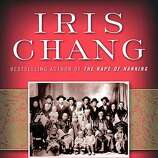 THIS IS A HANDOUT IMAGE. PLEASE VERIFY RIGHTS. CHANG2-C-29APR03-DD-HO.jpg  In 1997, Iris Chang�s The Rape of Nanking was published to great critical acclaim and quickly became a national bestseller. Now, in THE CHINESE IN AMERICA: A Narrative History (Viking; On-sale Date: April 28, 2003) Chang explores the history of one of this country�s fastest growing ethnic groups. HANDOUT PHOTO/VERIFY RIGHTS AND USEAGE