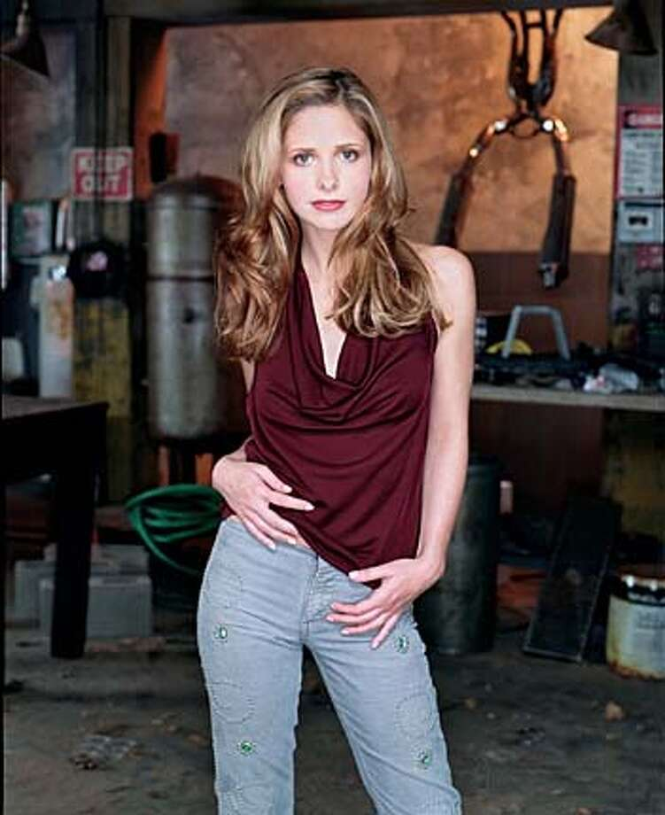 """UPN's """"Buffy,"""" with Sarah Michelle Gellar, is likely in its last year."""