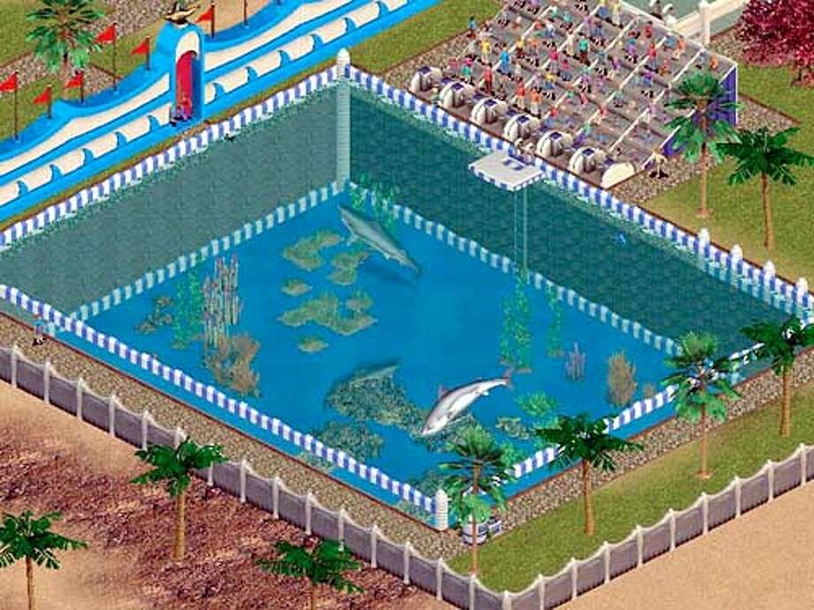 Zoo Tycoon: Marine Mania  HANDOUT PHOTO/VERIFY RIGHTS AND USEAGE Photo: HANDOUT