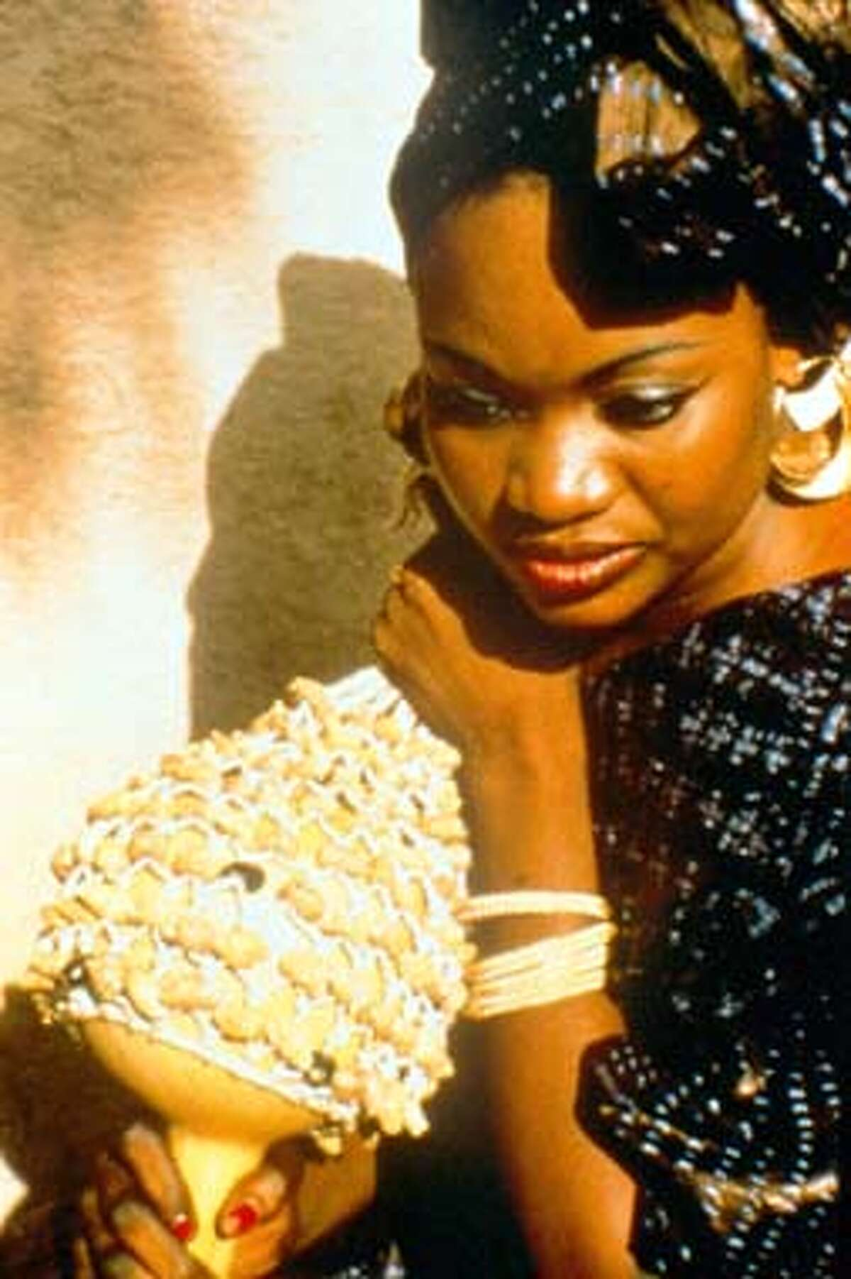 Oumou Sangare , singer HANDOUT PHOTO/VERIFY RIGHTS AND USEAGE
