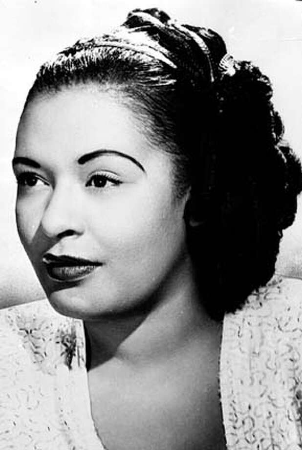 Billie Holiday recorded the anti-lynching ballad in the 1930s.