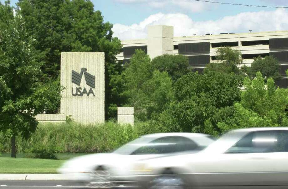 No. 40 USAA: This big insurer ranked 40th, according to Fortune magazine. It was ranked 20th last year.Headquarters: San Antonio, TexasWebsite:www.usaa.com Photo: JOHN DAVENPORT, S.A. Express-News File Photo / SAN ANTONIO EXPRESS-NEWS