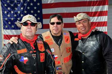 The anatomy of motorcycle club patches, explained - San Antonio
