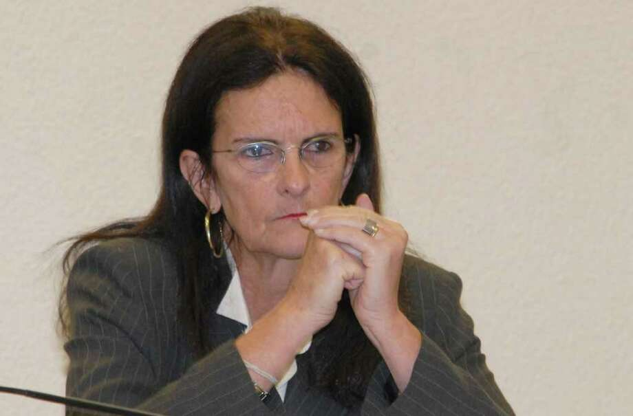 In this photo taken on Nov. 20, 2007 and released on Jan. 23, 2012 by governmental Agencia Brasil, Brazil's Energy Minister Maria Silva Foster is seen during a meeting in Brasilia, Brazil. Brazil state run oil company Petrobras says on its website Monday, Jan. 23, 2012, that the head of its board of directors has nominated Silva Foster to take the top spot in the oil company replacing current CEO Sergio Gabrielli. (AP Photo/Roosewelt Pinheiro, Agencia Brasil) Photo: Roosewelt Pinheiro / AGENCIA BRASIL