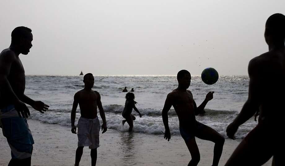 Answer 42:The equator does not pass through EquatorialGuinea. Photo: Ariel Schalit, Associated Press